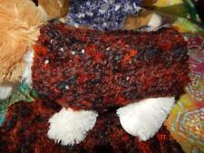 XXXS Dog Apparel Warm & Thick WOODLAND CREATURES Sweater