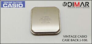Vintage Cover/Case Back For Casio J-100