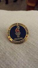 1996 Olympic Pin -  Sensormatic Security Sponsor Pin (Rare)