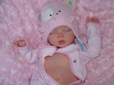 Custom Bespoke ARIELLA NOAH made reborn newborn fake baby life doll reva xmas