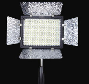 YONGNUO YN-300 II YN300II YN300 II LED Camera Video Light For camera & camcorder