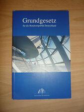 Grundgesetz Bundesrepublik Deutschland 2007
