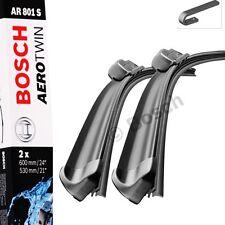 Scheibenwischer vorne Bosch Aerotwin AR801s Länge 600mm / 530mm / 3 397 118 996