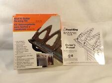 FROST KING ROOF & GUTTER DE-ICING KIT RC60 60 FT 120 V 300W MODEL RC NEW