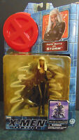 2000 TOY BIZ X-MEN THE MOVIE HALLE BERRY as STORM ACTION FIGURE