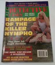 DETECTIVE CASES - VOLUME 46 NUMBER 4 - AUGUST 1996