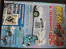 ** Auto RCM n°268 FF 215 / Losi MT / Moto RG1 / X Ray M18 / Bicyclindro Sirio