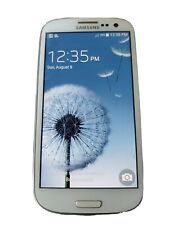 Samsung Galaxy S III (S3) SGH-T999L - 16GB - White Good Cond - Works