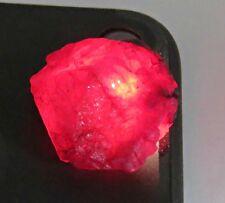41.61 Ct Natural Utah Red Beryl Bixbite Uncut Rough Gemstone