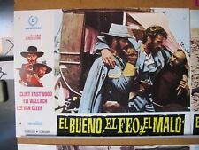 518 El bueno, el feo y el malo Sergio Leone Clint Eastwood,  Lee Van Cleef,  Eli