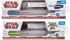 Star Wars Lichtschwert für Wii 4x Stück im Pack | 2xAnakin & 2xYoda - Lightsaber