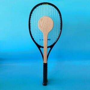 Tennis pointer wooden  tennis spoon