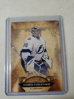 Andrei Vasilevsky 2020-21 Upper Deck Artifacts Copper Parallel 112/299 Lightning