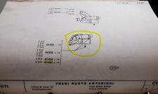 FIAT 619-697 - SUPPORTO FRENI ANTERIORI DESTRO 4674940