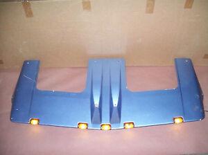 1995-1998 Ford Windstar Lund Moon Visor Lighted Sun Visor