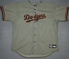 Los Angeles Dodgers Vintage Majestic MLB Made In USA Alternate Jersey XL