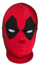 NEW Deadpool Movie Mask spandex lycra halloween superhero costume zentai cosplay