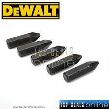 DeWALT PZ2 Bits 25mm x5 Extreme Hardened Impact Driver Screwdriver Bits