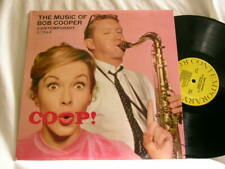 Music of BOB COOPER Coop! Frank Rosolino Mel Lewis Lou Levy Victor Feldman LP