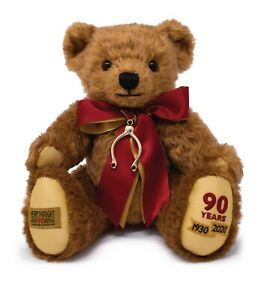 90th ANNIVERSARY COMMEMORATIVE Merrythought 12 Inch, US Seller