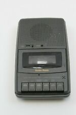 Vintage Radio Shack CTR-100 Battery Cassette Recorder Works