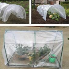5 Year 2.4Mil Plastic Greenhouse Film Polyethylene Covering ,6.5x25ft