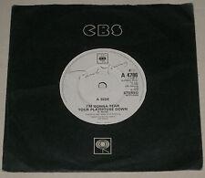 "PAUL YOUNG 7"" SINGLE I'M GONNA TEAR YOUR PLAYHOUSE DOWN NR MINT 1984 CBS 4786"