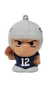 New England Patriots Tom Brady #12 SqueezyMates NFL Figurine SqueezyMate New