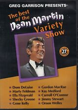 THE BEST OF THE DEAN MARTIN VARIETY SHOW VOLUME 27 DVD w/ ELLA FITZGERALD
