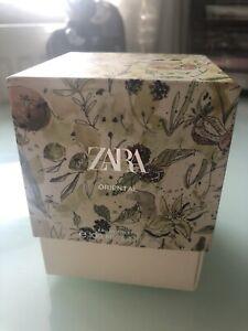 Brand New Zara Oriental Eau De Toilette 100 ML