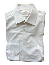 Hawes & Curtis White Extra Slim Fit Shirt 15.5
