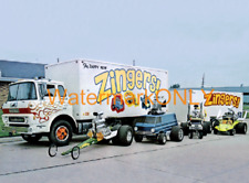 """Zingers"" ISCA Show Cars Promotion Cars and Transport Rig PHOTO! #(3)"