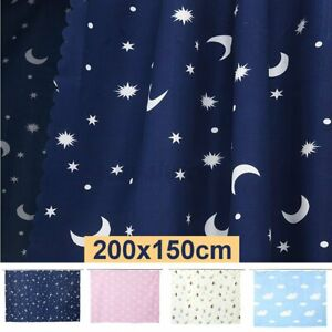 Dormitory Bunk Single Bed Tent Curtain Dustproof Shading Canopies Cover  US