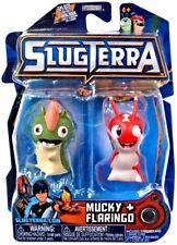 Slugterra Series 3 Mucky & Flaringo Mini Figure 2-Pack