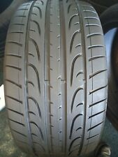 1 x 285/35/21 105Y RUNFLAT DUNLOP SP SPORT MAXX TYRE WITH 6.5mm TREAD