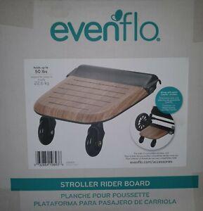 Evenflo 630439 Stroller Rider Board Attachment Only