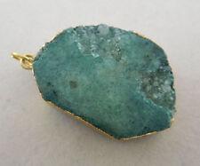 INC International Concepts  BLUE DRUZY  Stone Charm Msrp $34.50 **NEW **