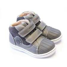 Geox Boys Leather Baby Boots