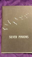 Silver Pinions by Florence Eakman 1932 SC Signed with laid-in extra poem