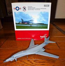 1/200 B-1B 28th BOMB WING 34th BOMB SQ. THUNDERBIRDS ELLSWORTH by HERPA #558679