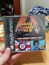 Grand Theft Auto: Director's Cut (Sony PlayStation 1, 1999) Complete! Nm