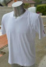 HUGO BOSS - Adorable tee-shirt blanc manches courtes-Taille XL- EXCELLENT ÉTAT