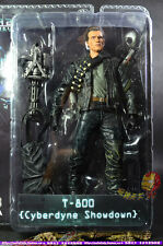 Neca Terminator 2 T-800 Cyberdyne Showdown 7 Arnold Action Figure Mint in Box