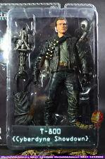Neca Terminator 2 T-800 Cyberdyne Showdown 7 Arnold Action Figure Mint in Box