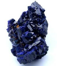 72.5g New Find Beauty Rare Glittering Azurite Crystal Mineral Specimen/China