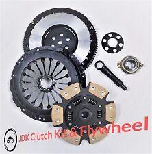 JDK STAGE3 Clutch Kit & Ultra Lite-Flywheel For Hyundai Elantra & Tiburon 2.0L