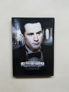 Once Upon A Time In America Extended Director's Cut DVD