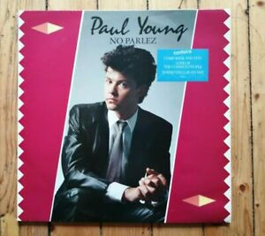 PAUL YOUNG – No Parlez lp CBS 25521 1983