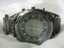 Waltham Men's Water Resistant Wristwatch w/ Adjustable Band