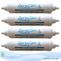 Water Gem Compatible In-Line Filter Cartridge from SpringClear Ltd 4 Pack